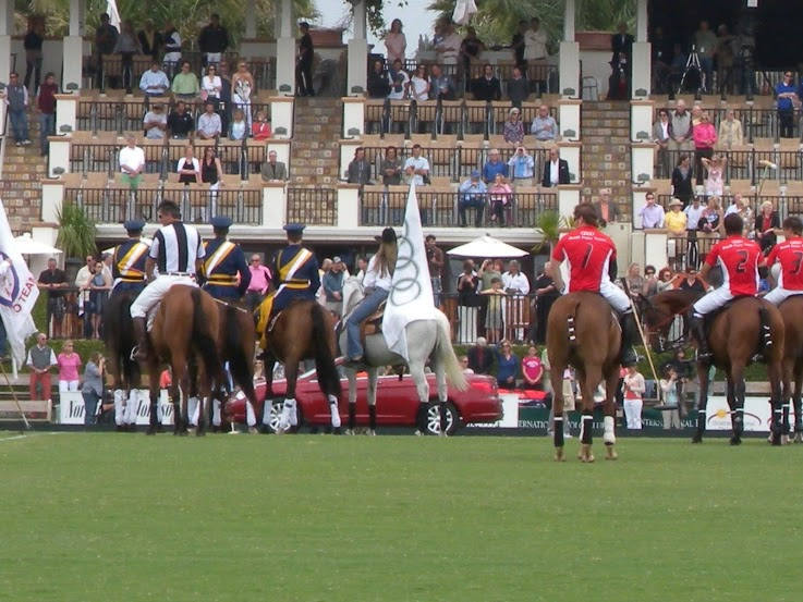 Wellington Equestrian Properties | January Wellington Polo Event Joe Barry Memorial Cup | Katerina Gasset | Nestor Gasset