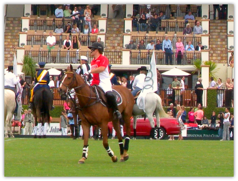Wellington Polo Competitions | 2014 USPA Sieber Memorial Tournament | Katerina Gasset | Nestor Gasset