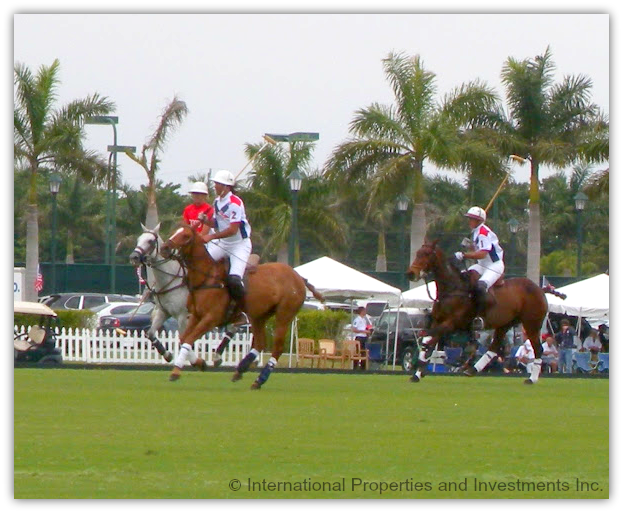 Wellington Polo News | Lechuza Caracas Moves On The Next Round of 2014 Maserati US Open Championship | Katerina Gasset | Nestor Gasset