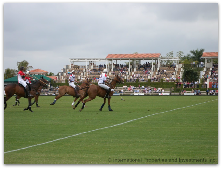 Palm Beach Polo Wins Polo Gear Challenge Cup 11-10 | Nestor Gasset and Katerina Gasset | Wellington Equestrian Properties